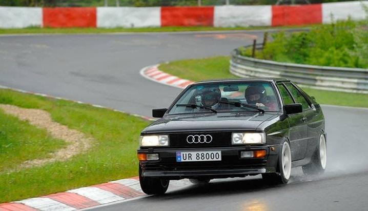 On the Nürburgring II